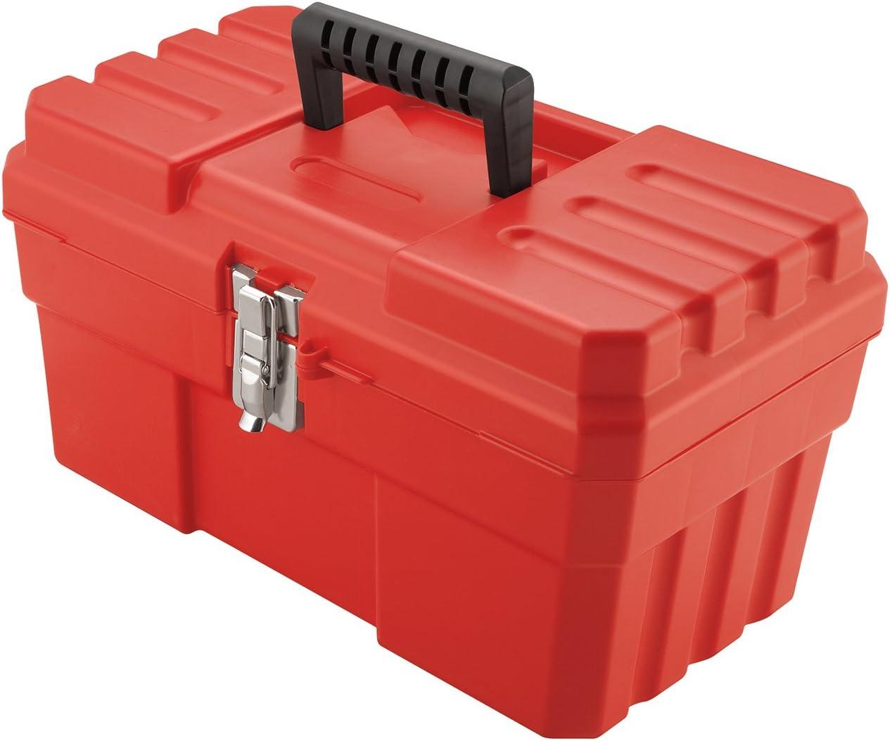 Akro-Mils ProBox 14-Inch Plastic Toolbox