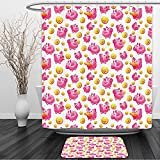 Vipsung Shower Curtain And Gro