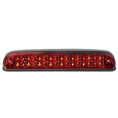 DNA Motoring 3BL-FSPRAN99-LED-RD Third Brake Light: Automotive