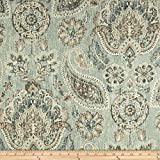 P Kaufmann Plazzo Paisley Geyer Blue Fabric By The for sale  Delivered anywhere in USA