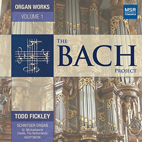 The Bach Project, Volume 1: Organ Works of Johann Sebastian Bach - Schnitger Organ, St. Michaelskerk, Zwolle, The Netherlands ()