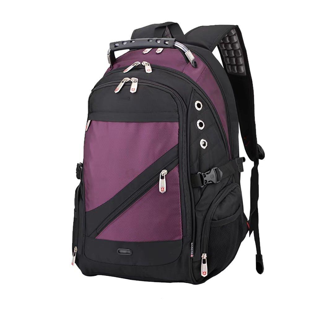 大規模な男性のショルダーバッグ旅行のバックパック女性のレジャートラベルバッグファッションバッグ17インチ - 002   B075TFCG82
