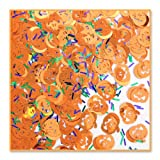 Beistle Pumpkin Face Confetti