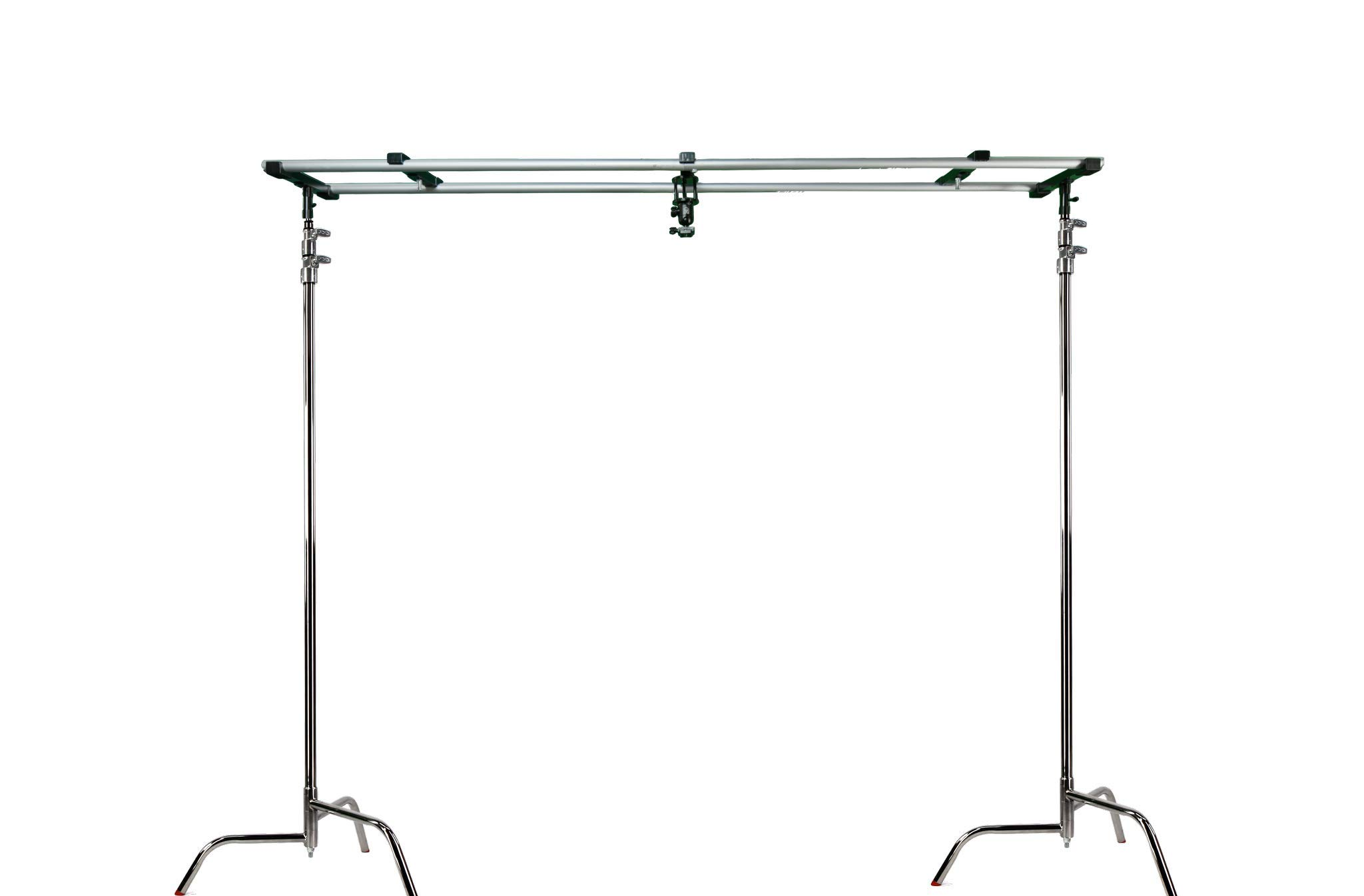 Glide Gear OH 150 Overhead Camera Light Platform Rig Stand 4-12ft Wide Modular System