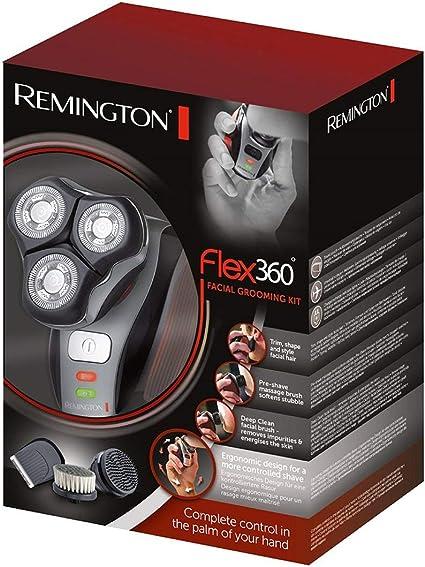 Remington XR1410 - Afeitadora rotativa ergonómica inalámbrica ...