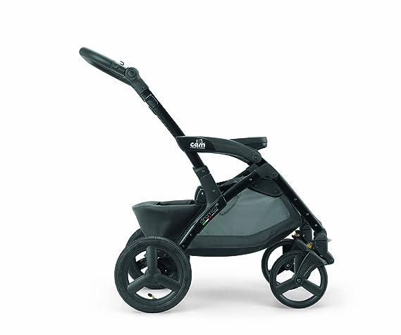 Cam el mundo del niño dinámico Up Sistema Modular Trio, Modelo Smart 685 Azul telaio V10 Latte: Amazon.es: Bebé