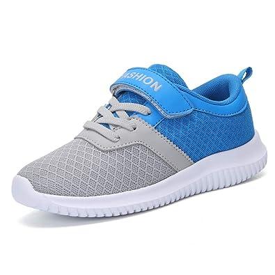 KVbaby Zapatos para niño Zapatillas de Running Transpirable Malla Deportes Zapatillas para Caminar Al Aire Libre: Amazon.es: Zapatos y complementos