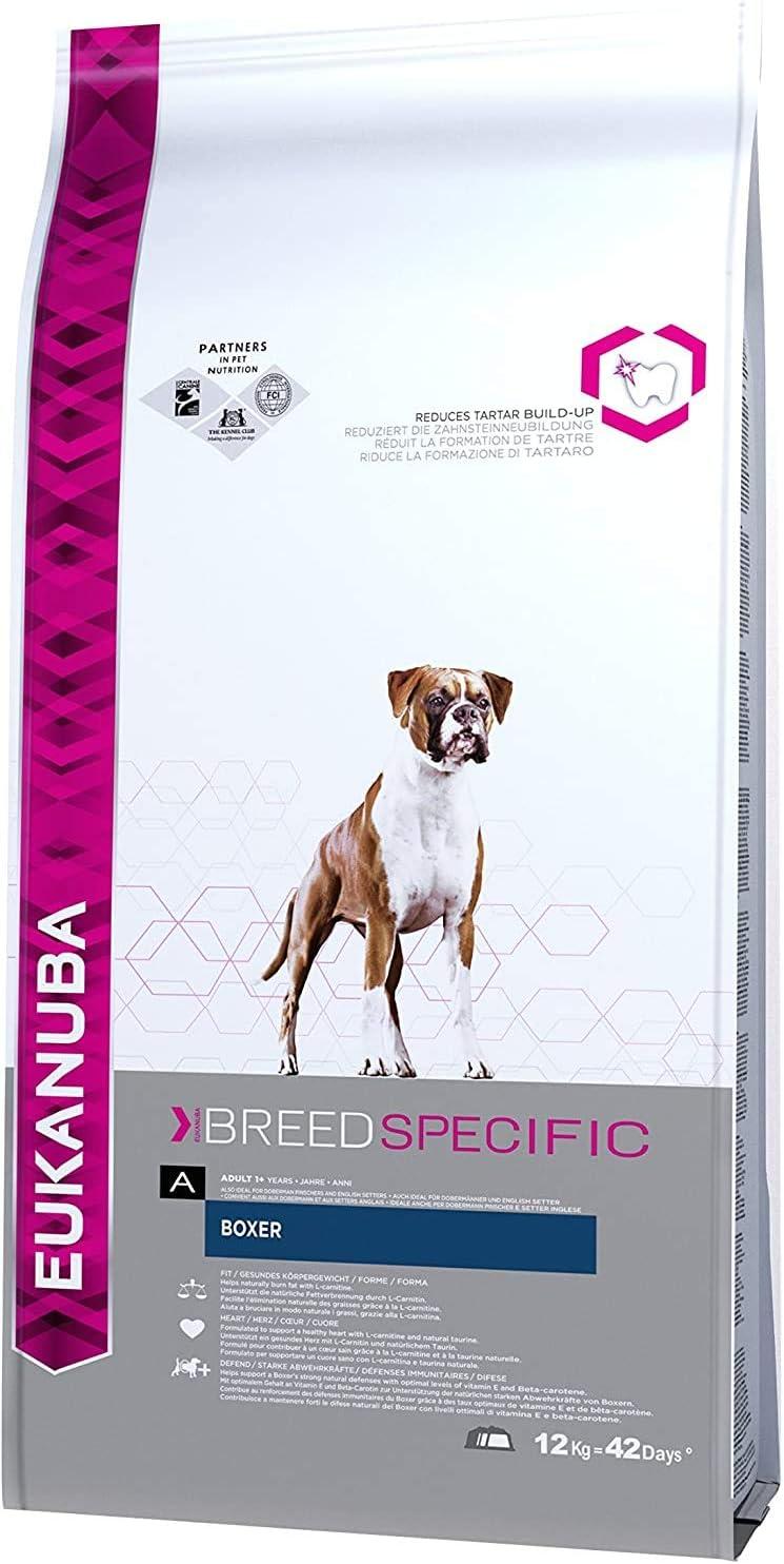 Eukanuba Breed Specific Boxer - 12 kg