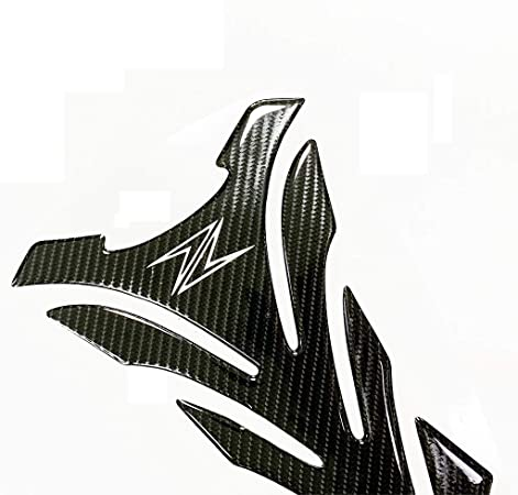 Motorrad Kraftstoff Tankpad Schutz Aufkleber Decals F/ür Kawasaki Z1000 Z1000R
