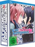 Love, Chunibyo & Other Delusions! -Heart Throb- (2. Staffel) - Vol.1 + Sammelschuber - Limited Edition [Collector's Edition] [Blu-ray]