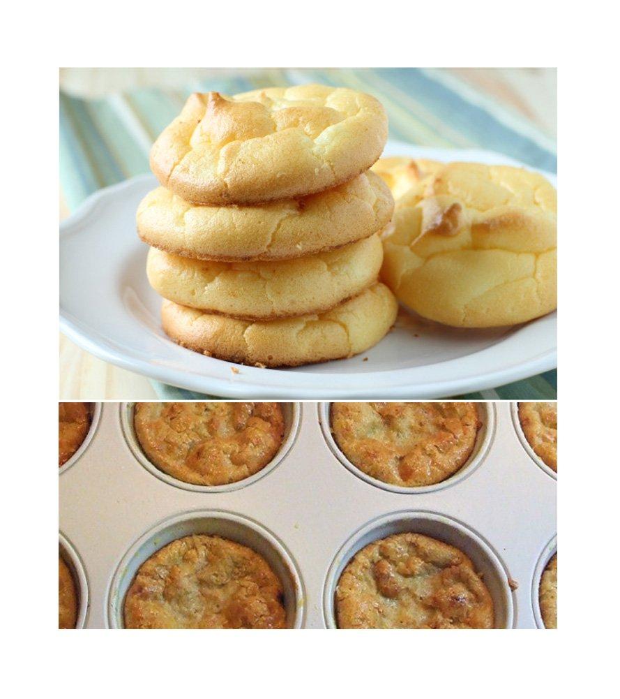 Donut para repostería y magdalenas Top cacerola Bundle - 2 ...