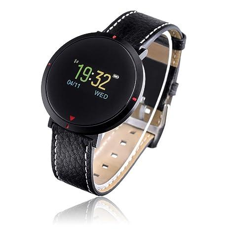 Amazon.com: C-Xka - Reloj inteligente para hombre y niña ...