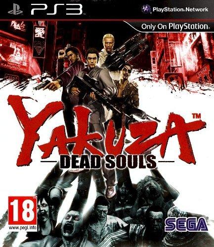 Sega PS3-YAKUZADS Yakuza Dead Souls PS3