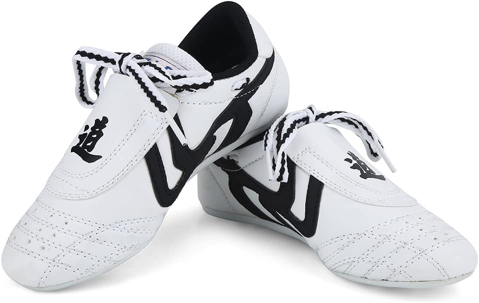Details about  /Kids Men Taekwondo Shoes Martial Arts Trainers Karate Training Athletic all size
