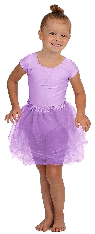 OIG Brands Tutus for Girls Dress up Toddler Princess Tutu Ballet Kids Clothes 5 Pack