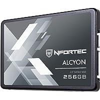 "Nfortec Alcyon 2,5"" SSD Disco Duro Sólido Interno con un Interfaz SATA III de 6.0 Gbps - 256 GB"