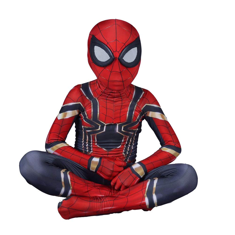 QQWE Spider-Man Disfraz De Cosplay The Avengers Iron ...