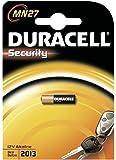 Duracell–Lote de 2pilas, para alarmas y mandos a distancia MN 2712V Blister de 1