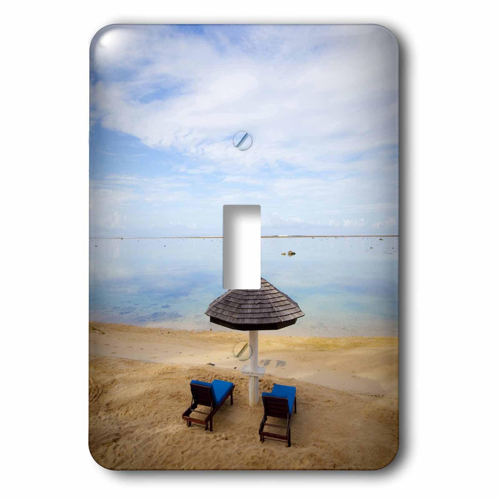 3dRose lsp_84827_1 Warwick Fiji Resort and Spa, Travel, Fiji Oc01 Dpb0248 Douglas Peebles Single Toggle Switch