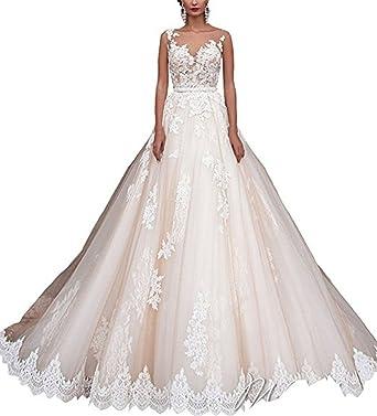Princess Tulle Wedding Dress