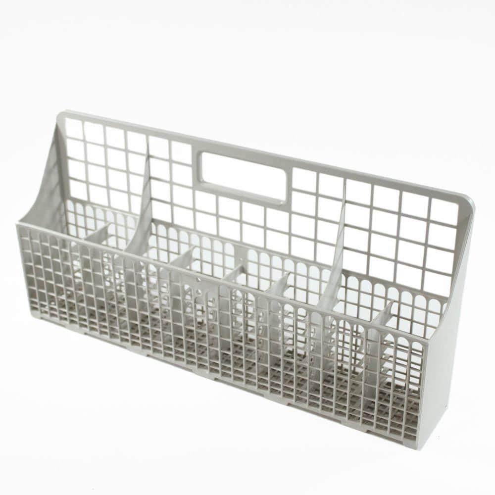 Kenmore W8268824 Dishwasher Silverware Basket Genuine Original Equipment Manufacturer (OEM) part for Kenmore
