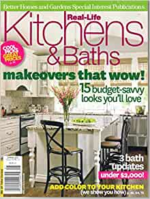 Real Life Kitchens Baths Magazine Spring 2012 Marie
