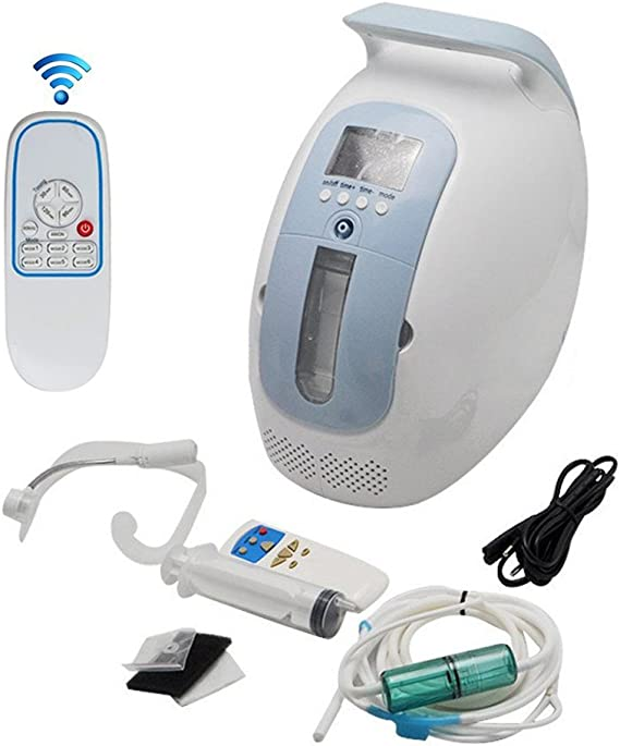 Vogvigo Portable Concentrador y generador de oxígeno ,90% Oxígeno ...