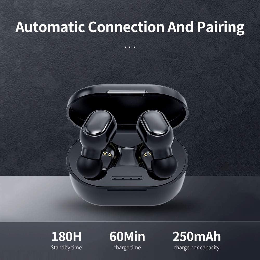 Auriculares Bluetooth inalámbricos Topuality (2 colores) por sólo 6,09€ con el #código: ZGLJMHK8