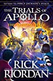 Puffin The Burning Maze, The Trials Apollo Book 3 (Hardcover)