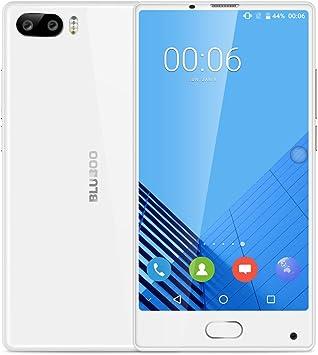 Bluboo - Smartphone Libre Android (Bluboo S1 Blanco): Amazon.es: Electrónica