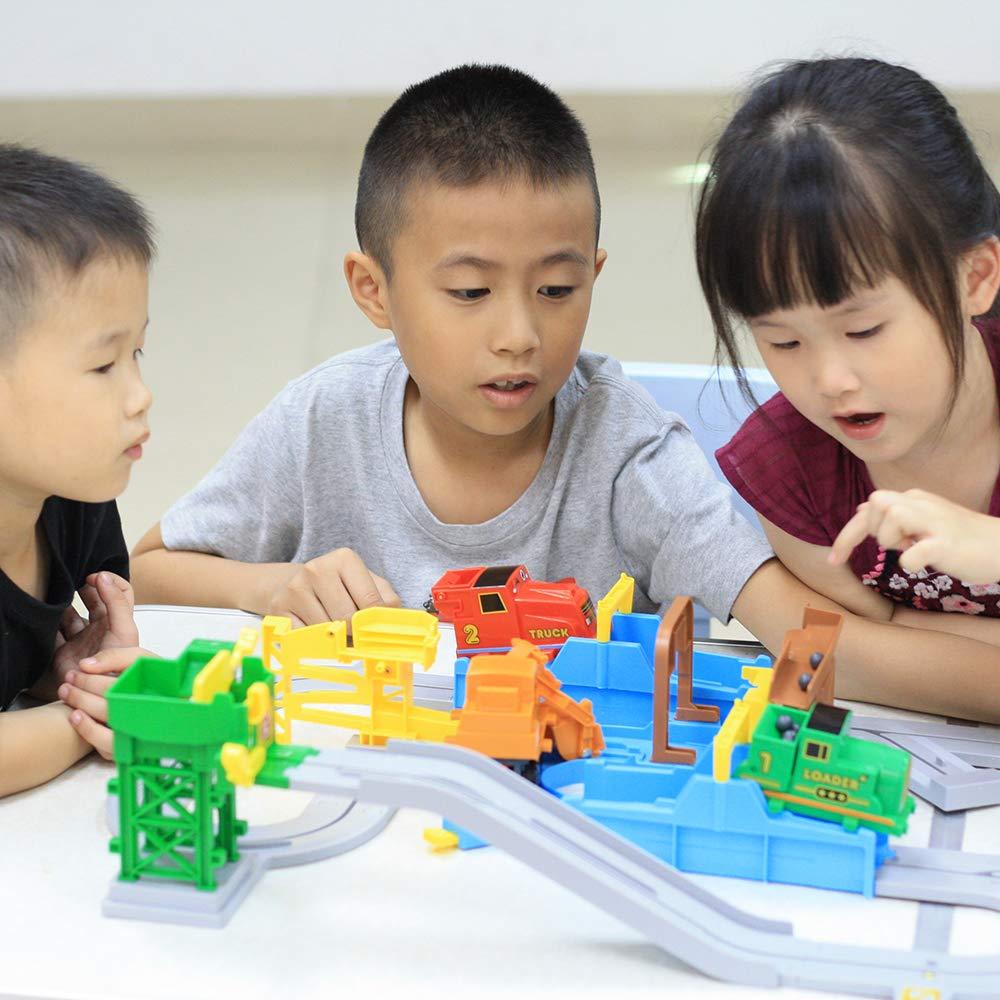 Super Loader Logical Transporting Toy Train Set