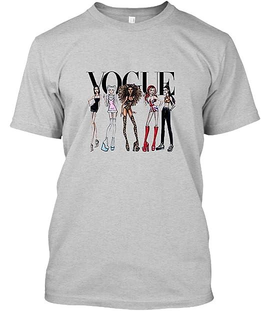 a3a2c7c90 Amazon.com: Spice Girls Vogue 96 T-Shirt|Sweatshirt: Clothing
