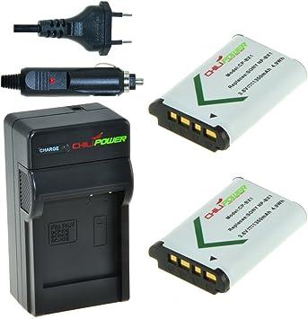 Chilipower Np Bx1 Kit 2x Batterie 1350mah Chargeur Pour Sony Cyber Shot Dsc Hx50v Dsc Hx300 Dsc Rx1 Dsc Rx1r Dsc Rx100 Dsc Rx100 Ii Dsc Wx300 Hdr As10 Hdr As15 Hdr As30v Hdr Mv1 Amazon Fr Photo Camescopes