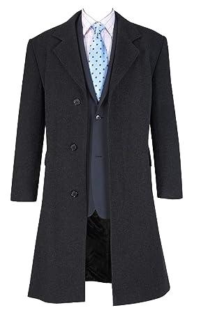 Manteau gris ou noir