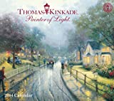 Thomas Kinkade Painter of Light 2014 Deluxe Wall Calendar