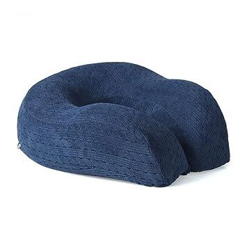 Lightweight Memory Foam U Shaped Travel Neck Head Pillow Support Cushion