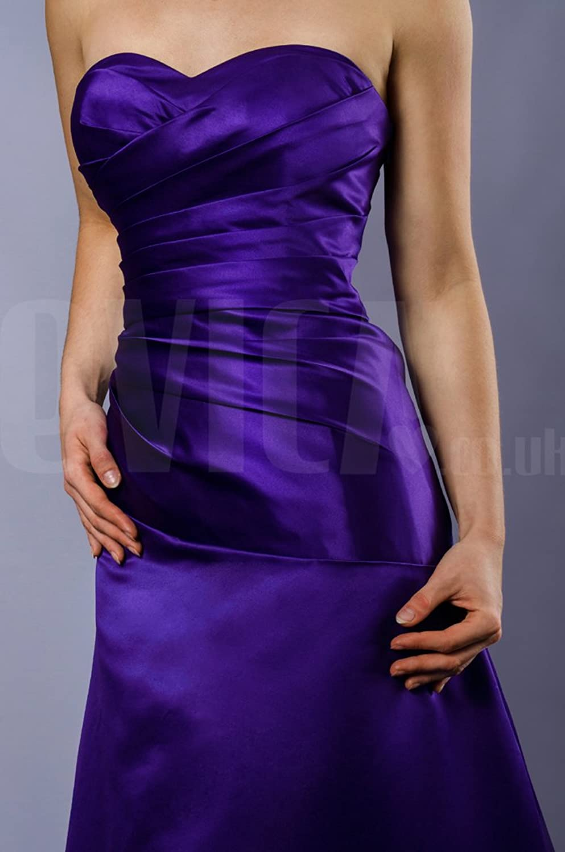 Strapless cadbury purple bridesmaid evening dress sizes 8 10 12 14 strapless cadbury purple bridesmaid evening dress sizes 8 10 12 14 16 18 20 22 24 26 next day delivery 8 amazon clothing ombrellifo Gallery