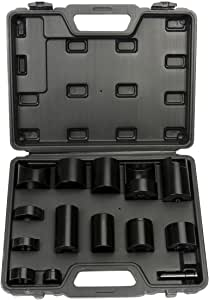 PMD Products 14pc Master Ball Joint Service Adapter Set for 2WD 4WD vehicles in Case