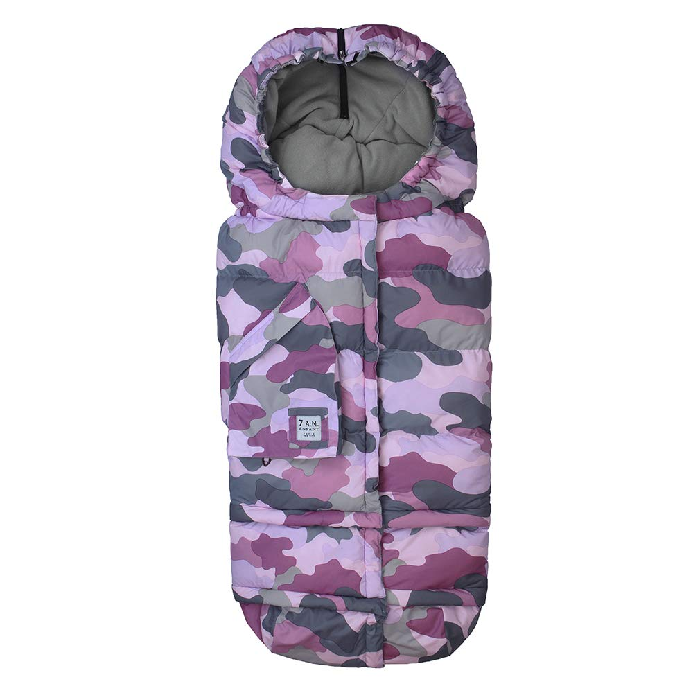 7 A.M. Enfant Blanket 212 Evolution (Camo Pink)