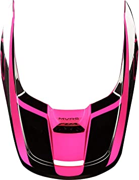 Przm Medium Black//Pink Fox Racing 2019 V1 Helmet Visor