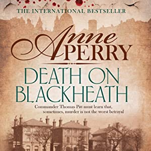 Death on Blackheath Audiobook