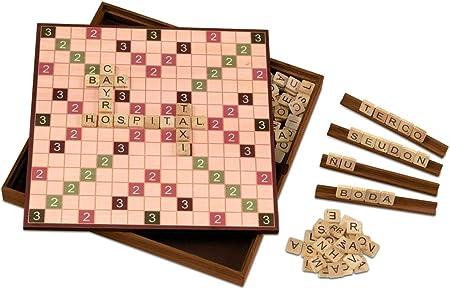 Cayro - Formapalabras Plus - Juego de razonamiento y Habilidades lingüísticas- Juego de Mesa - Desarrollo de Habilidades cognitivas y lingüísticas- Juego de Mesa (1611): Amazon.es: Juguetes y juegos