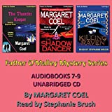 Father O'Malley Mystery Series (Books 7-9 Unabridged CDs) by Margaret Coel, read by Stephanie Brush [THE THUNDER KEEPER, THE SHADOW DANCER, KILLING RAVEN]