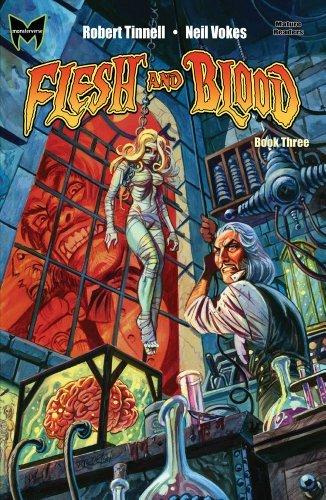 Flesh and Blood, Book Three pdf epub
