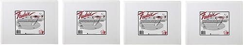 Fredrix 3209 Canvas Panels, 9 by 12-Inch, 3-Pack F ur Pa k