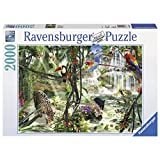 Jungle Impressions, 2000 Piece Jigsaw Puzzle Made by Ravensburger