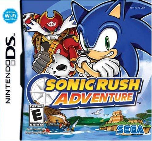 Expert choice for sonic rush adventure nintendo ds