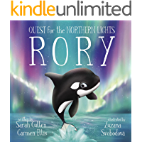 Rory : An Orca's Quest For The Northern Lights (Ocean Tales Children's Books)