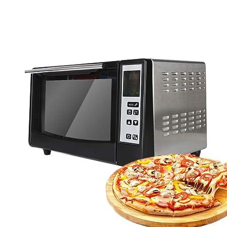 QWRW Horno Eléctrico Cocina Horno De Infrarrojos 1300W 10L Cocina ...