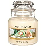 Yankee Candle Christmas Cookie 3.7 oz candle